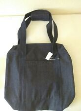 Koala Kanvas Blue Denim Tote Bag Purse Diaper Bag New NWT