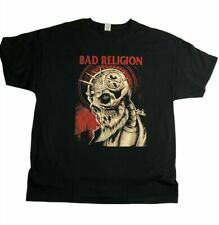Bad Religion Tshirt Punk Rock Band Men'S Sizes New Short Sleeve