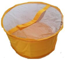 Large hat box Mustard