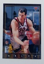 1994 Futera NBL Series II Australian Basketball Scott Fisher Heroes #NH14