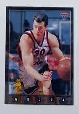1994 Futera NBL Series II Australian Basketball Scott Fisher Heroes #NH14