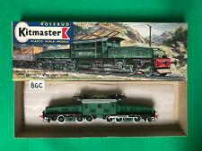 (Rosebud Kitmaster) OO & HO Scale  Kit 12 Giant Swiss Crocodile assembled  [BGC]