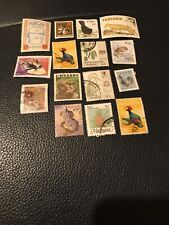 Stamps Nature/animals/plants Small Joblot