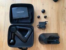 Theragun G3 Masajeador de percusión con estuche y soporte de carga