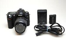 Nikon D50 Camera - with Nikon DX Nikkor AF-S Nikkor 18-55mm 3.5-5.6G Zoom Lens