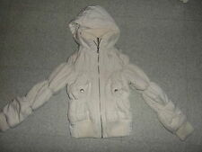 Taille 9-10 ans doudoune manteau avec capuche ZARA EXCELLENT ETAT