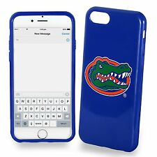 For iPhone 7 Florida Gators TPU Soft Gel Protective Case NCAA