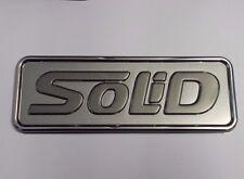 Caravan Elddis Compass Buccaneer Aspire Kromex Solid Badge Self Adhesive - EB13A