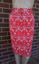 SPORTSCRAFT Ladies Skirt SIZE 8 COTTON AZTEC PRINT