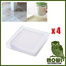 4 x NON SLIP ANTI SLIP PADS FOR FURNITURE TABLE CHAIR ANTI SLIP PAD PLANT POTS