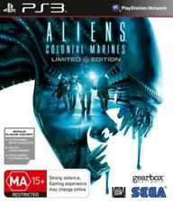 Aliens Colonial Marines Playstation 3 PS3
