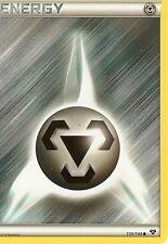 Energy Metal Near Mint or better Pokémon Individual Cards