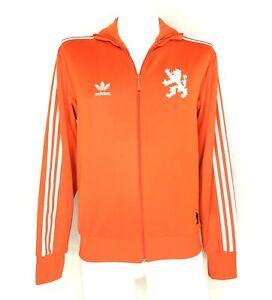 Adidas Men's Nederland Holland 2005 FIFA World Cup Men's Jacket Trefoil Logo S