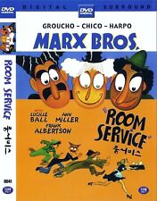 Room Service (1938) Marx Brothers DVD NEW *FAST SHIPPING*
