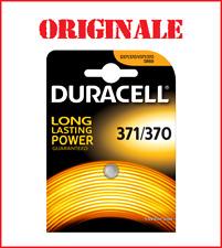 BATTERIA DURACELL A BOTTONE MODELLO D371 / 370 / V371 / 370 SR69