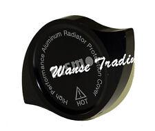 Black Anodized CNC Machined Aluminum Billet Race Radiator Cap Protection Cover