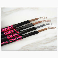 2in1 Waterproof Eye Brow Eyeliner Eyebrow Pen Pencil With Brush Makeup Cosmetic