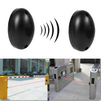 2X 20M Single beam Infrared Detector PIR Motion Sensor Home Door Security System