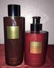 Victoria's Secret VERY SEXY Body Fragrance Mist & Lotion Set 8.4oz New Style