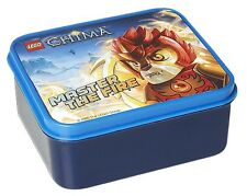 New LEGO Legends of Chima Master The Fire Lunch Box