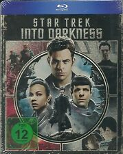 Star Trek 12 Into Darkness Blu-ray Steelbook geprägte Edition NEU OVP Sealed D