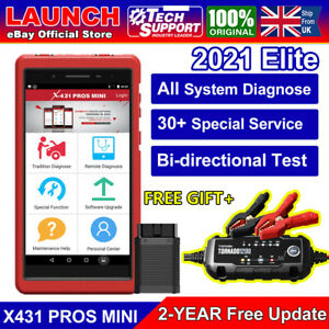 LAUNCH Full System Launch X431 V+ Pros Mini WiFi Car Diagnostic Scan Code Reader