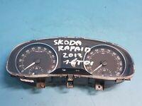 2013 Skoda Rapid 5JA920940A 1.6 TDI Speedometer Clock Cluster