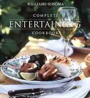 Complete Entertaining Cookbook [Williams-Sonoma Complete Cookbooks] [  ] Used -