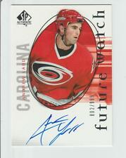 ANDREW LADD AUTOGRAPH 2005-06 UPPER DECK SP ROOKIE CARD SIGNED