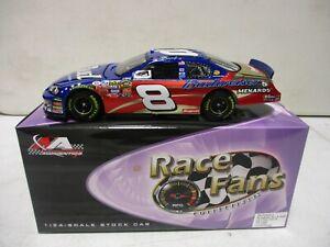 Action 2007 Dale Earnhardt Jr Budweiser Stars & Stripes Gold Chrome 1/24 10/19