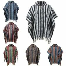 Striped Poncho Coats & Jackets for Women