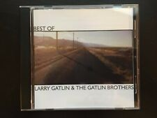 Best Of Larry Gatlin & The Gatlin Brothers 1 CD Like New Shipped USPS Media Mail
