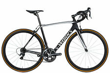 2015 Specialized S-Works Tarmac Road Bike 54cm MEDIUM Carbon Shimano Dura-Ace