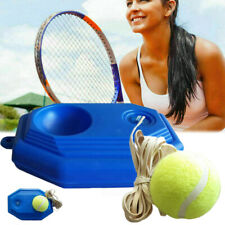 Tennis Ball Singles Training Practice Balls Back Base Trainer Self-study Tools