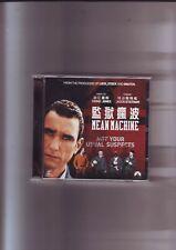 MEAN MACHINE - JASON STATHAM FILM MOVIE VIDEO CD CDi VCD - COMPLETE - VGC - CS