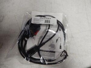 NEW OEM Plantronics 27019-03 Y Telephone Headset Training Adapter Cord #R988