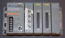 ICP.CON i-8431-G Ethernet Embedded Controller 4 Slot W/ I-8114-G / 2 X I-8042-G