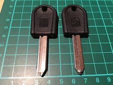 Citroen ZX Bj. 1991 - 94 Schlüsselrohling Silca Profil SX6GP