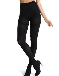 Spanx by Sara Blakely NEW Very Black Women's Size A Luxe Leg Shaping Tights #037