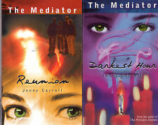 Complete Set Series - Lot of 6 The Mediator Books by Meg Cabot as Jenny Carroll