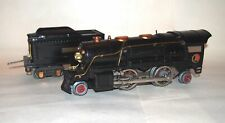 Lionel Prewar 259E Steam Locomotive & Tender! Superb Condition! Collector Grade!