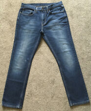 Superb Levi's 511's Stretch Denim Jeans. 34W x 30L. (C922)