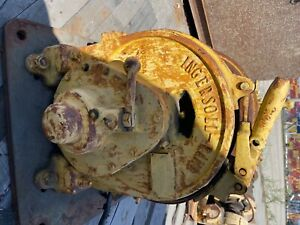 Ingersoll Rand air tugger with cable in working condition