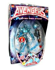 VINTAGE 90'S MARVEL AVENGERS ANIMATA SERIE ULTRON figura Boxed, molto COOL!