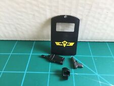 5960 One Police shield+ radio gun holster-Playmobil Police Spares