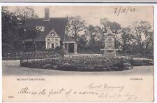 London, Bromley, Recreation Ground PPC,Lewisham 1902 Duplex PMK, UB