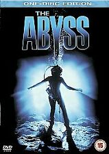 The Abyss (DVD, 2004)
