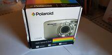 Polaroid iS624 Silver 16 MP 6x Optical Zoom Digital Camera