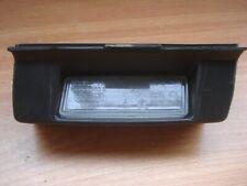 Number Plate Light Rear Left fits Fiat Regata 5971607 Genuine