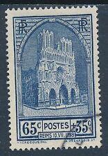 CO - TIMBRE DE FRANCE N° 399 oblitéré
